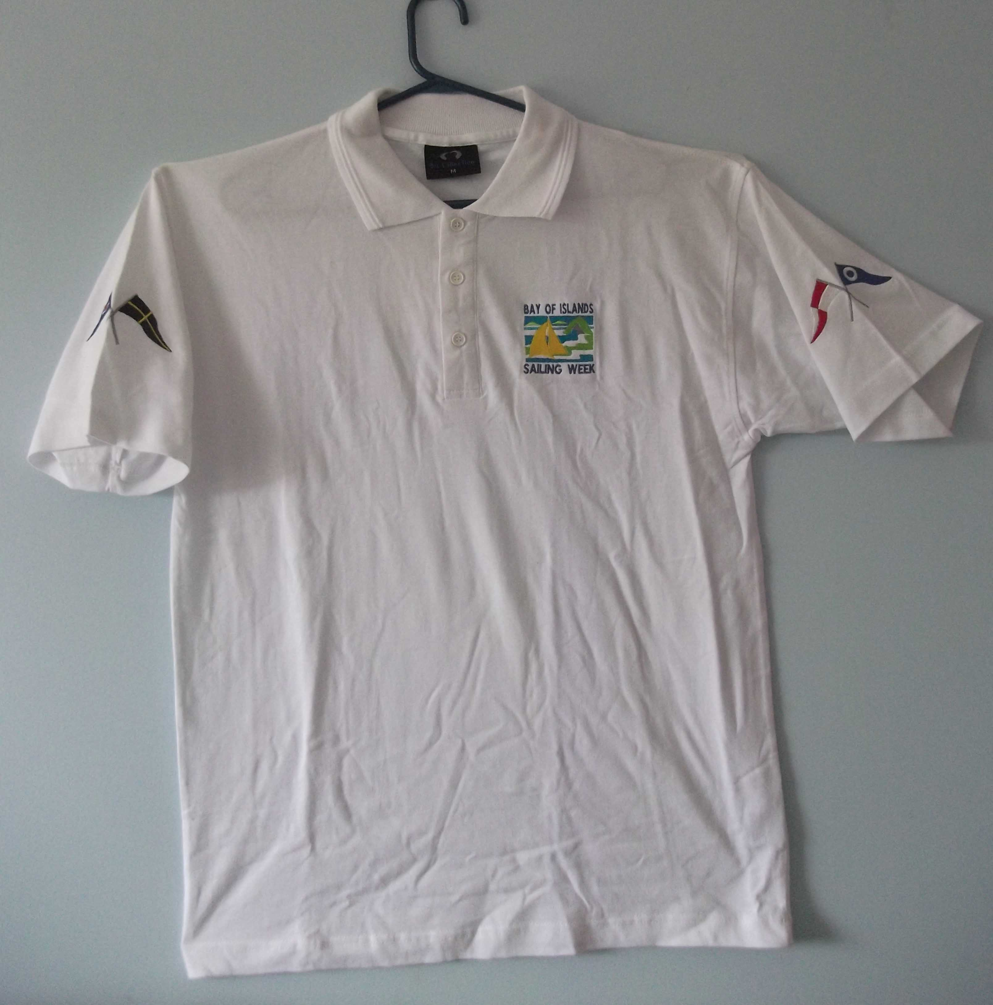 Bay of Islands Sailing Week T-Shirt