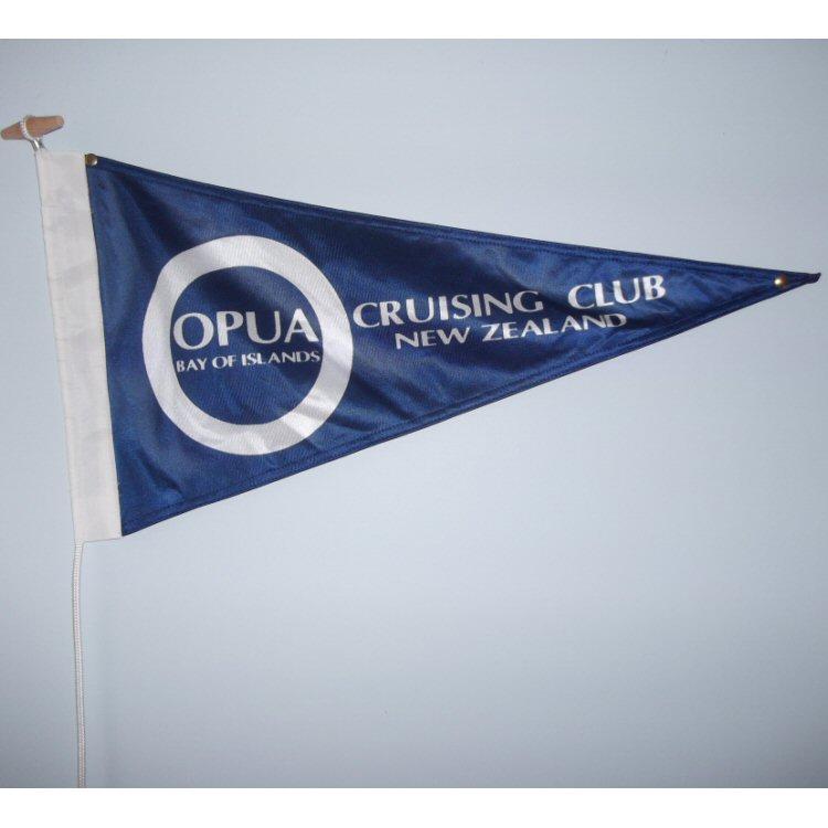 Opua Cruising Club Burgee