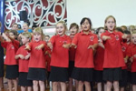 Opua School Kapa Haka welcome