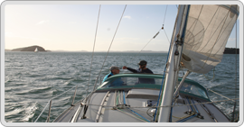 Level 3 Sailing course for just $1100