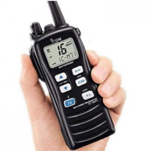 VHF Radio Ops Course
