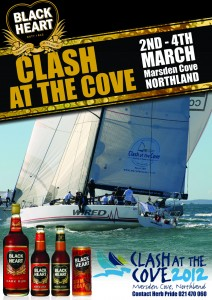 Clash at the Cove poster