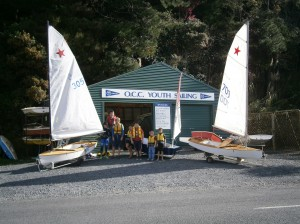Youth Sailing at Opua Cruising Club