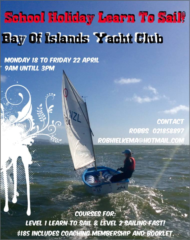 learn to sail april 2016