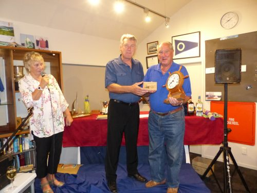 Oldest Active Sailor Award