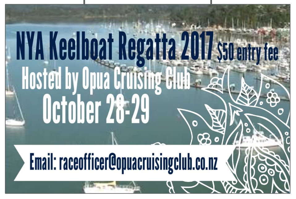 NYA keelboat regatta