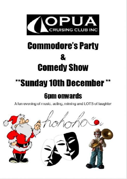 Commodores Party