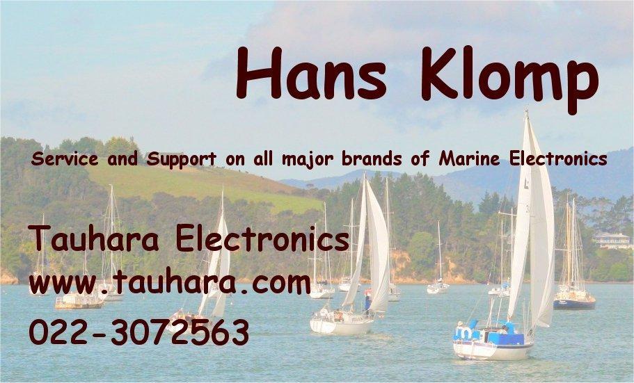 Hans Klomp Tauhara Electronics